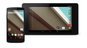 Android L: The Next Design of the Android OS