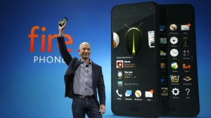 The Amazon Fire Phone just falls short.