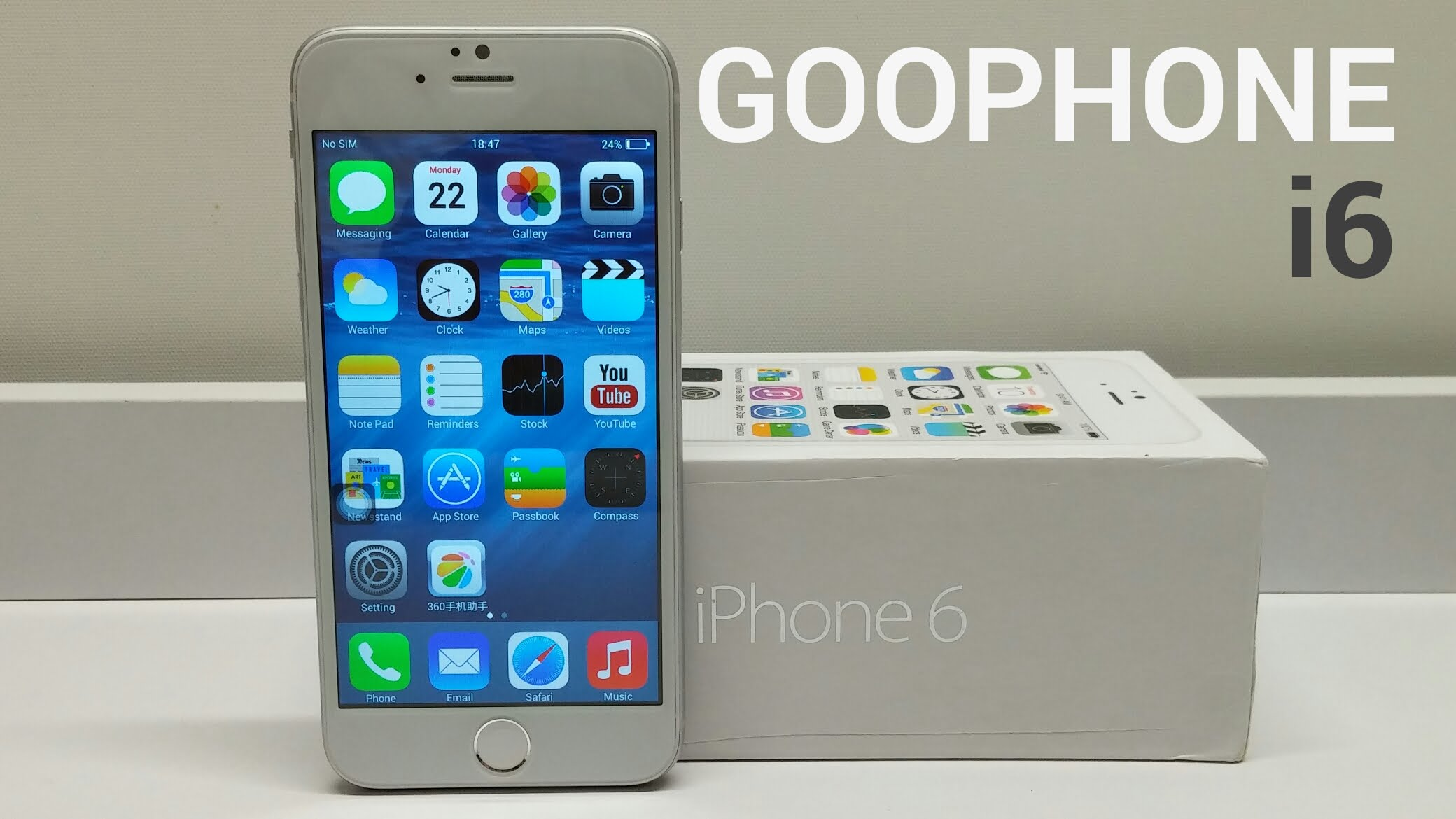 The Goophone I6 May Be For You If All You Want Is The Look