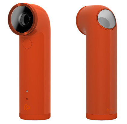 The RE Camera: HTC's Answer to the GoPro