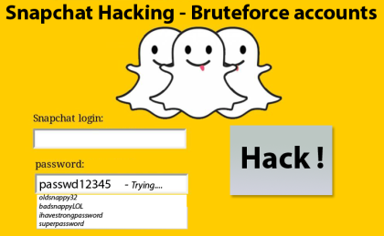 Snapchat-hacking-user-accounts-vulnerable-Brute-Force-Attack
