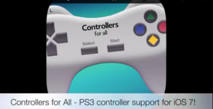 Controllers for All: The Easiest Way to Use Your Sony Controller on your iPhone