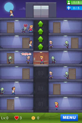 ACT FAST! Zombie Building, Lucky Word! All Free!