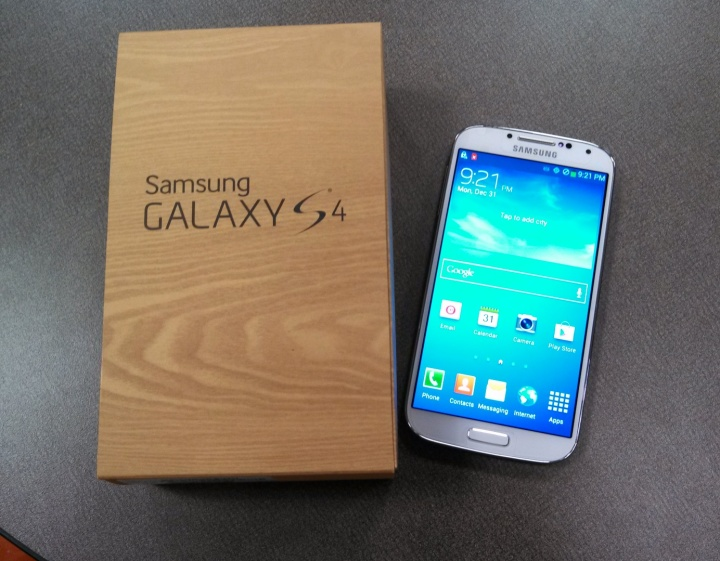 The S4 is still one of the better Samsung devices on the market.