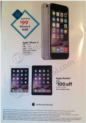 sams-club-black-friday-iphone-6