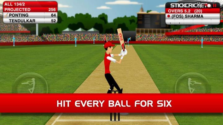 cricket game for android