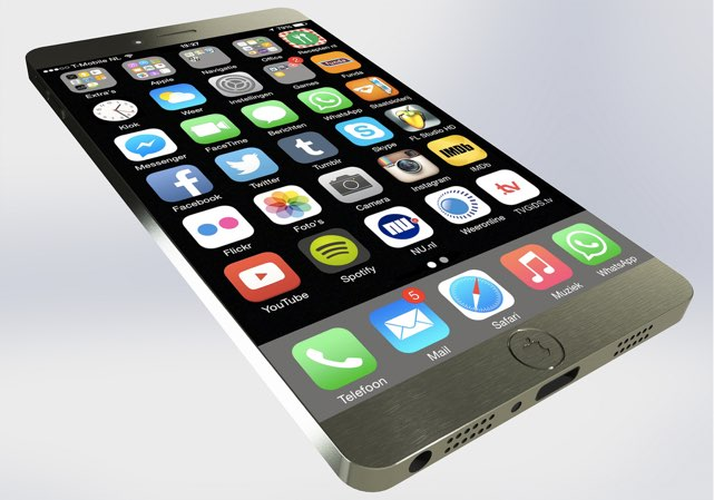 upcomming iphone in 2015