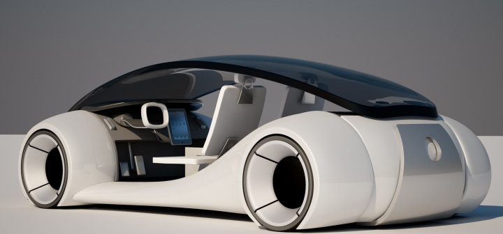 Apple icar features