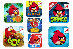 7 Angry Bird Games Updates of 2015
