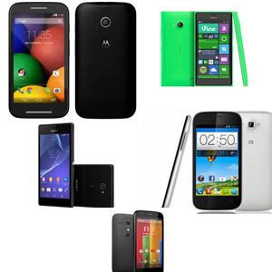 5 Best Low-Budget Smartphones in 2015 for UK Natives