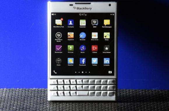BlackBerry now can run Android Apps