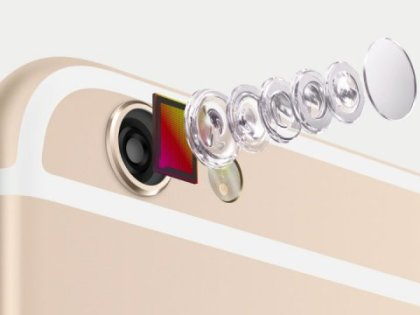 camera featuers of iphone