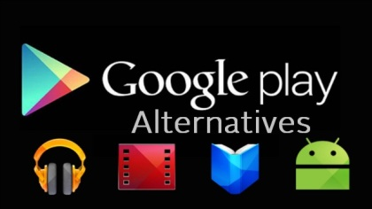 6 Best Alternatives of Google Play Store to Install Android Apps