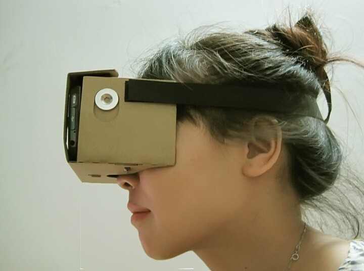 google virtual reality android version