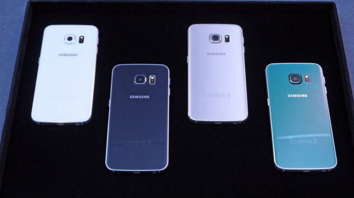 best colors of samsung galaxy s6 and s6 edge