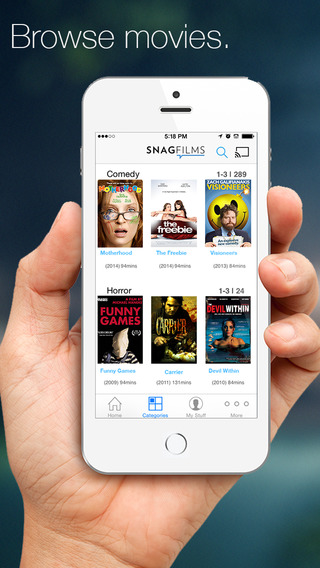 best ios movies apps