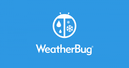 The Best Weather Service – WeatherBug App