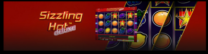 The adventure of Sizzling Hot Deluxe is popular classic casino slot