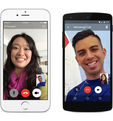 Facebook Messenger Launches Free VOIP for Quality Video Calling
