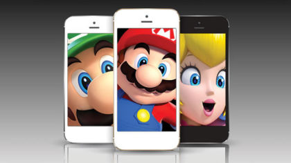 Nintendo gets ready to release five new Smartphone games by the end of March 2017