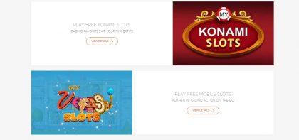 Playstudios creating popular Mobile Casino Games