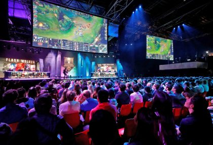 How Mobile Devices Have Impacted The Popularity Of eSports