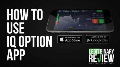 How to Use IQ Trading App (Guideline)